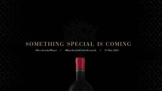 A Brand New Wine From Boschendal!