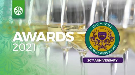 The Old Mutual Trophy Wine Show 2021!