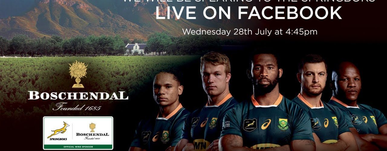 A Night With The Springboks